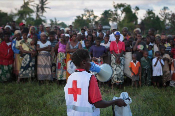 Cruz Roja Majadahonda/Las Rozas: primera piedra (nueva sede), empleo, residuos (colegios), África e infancia hospitalizada