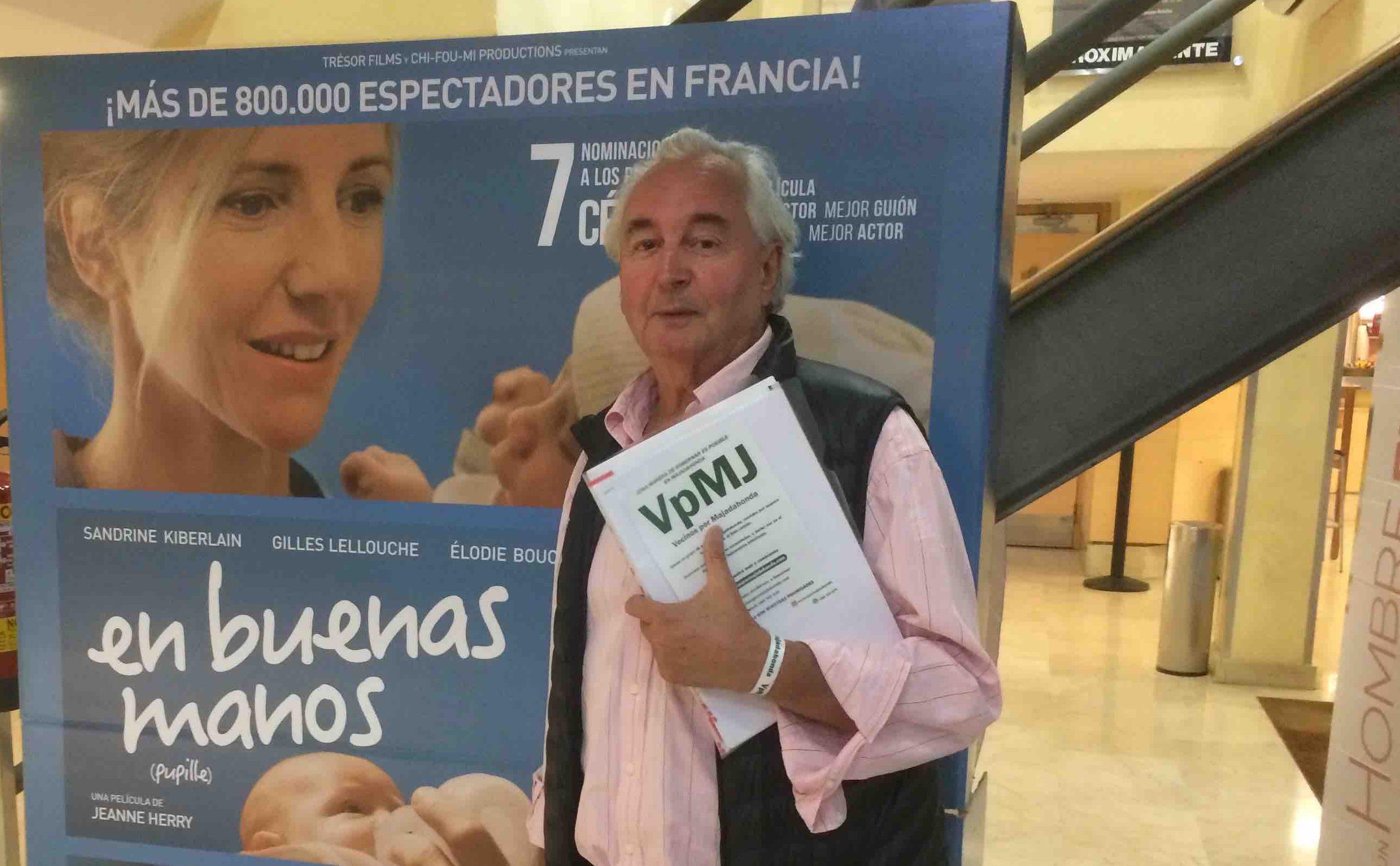 """""""Vecinos por Majadahonda"""" invita a Cines Zoco gratis: película """"¡Viva la libertad!"""" (Italia)"""