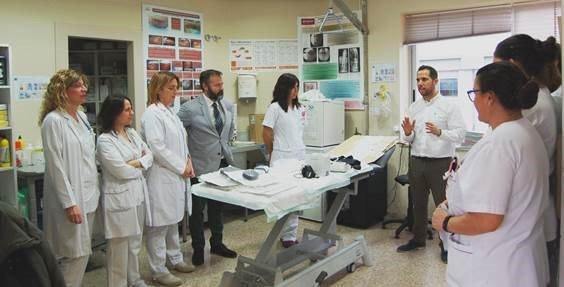 Salud Majadahonda: Fremap busca 10 enfermeras (empleo), Dr. Andreu (pago por resultados) y salvación del buitre negro (Grefa)