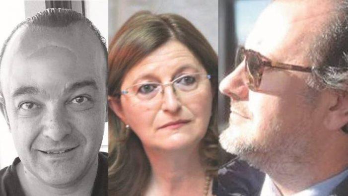 """""""La Razón"""" desvela a los """"abogados, políticos y médicos"""" que """"dieron cobertura"""" en Majadahonda a las 2 psicópatas de Podemos"""
