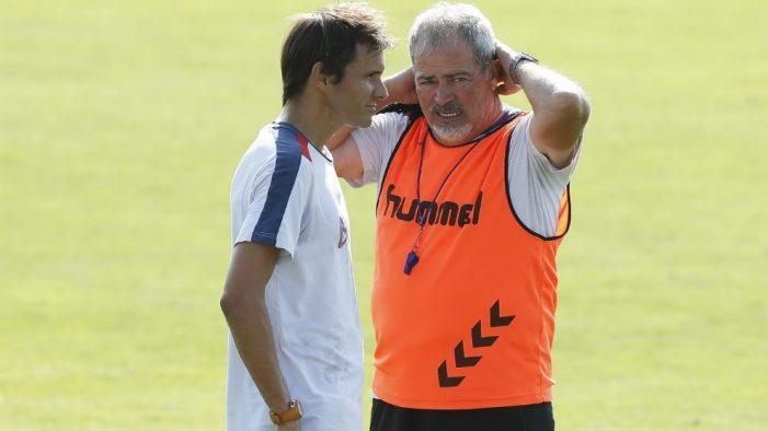 Iriondo sin oferta del fútbol profesional: Varela, Ruibal, Iza, Oscar y Verza se van