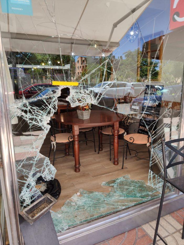 """Tres nuevos robos en Majadahonda: """"El Urogallo"""", """"La Ermita"""" y Farmacia Avenida"""