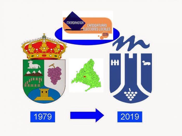 Bandera y escudo del Ayuntamiento de Majadahonda no se ajustan a las leyes de la Vexilología