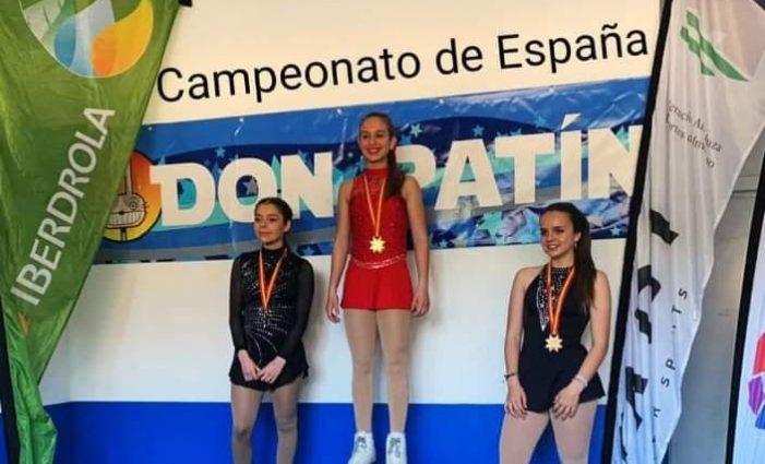 Deportes Hielo: María Rodríguez, campeona de España de Patinaje Artístico 2019 y SAD Majadahonda (Historia)