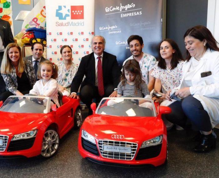 """Salud Majadahonda: coches eléctricos infantiles en quirófano, tabaquismo y """"ranking"""" de hospitales (10º)"""