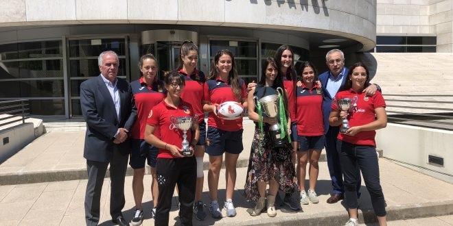 Protagonistas Deporte: 8 disciplinas llevan el nombre de Majadahonda por España