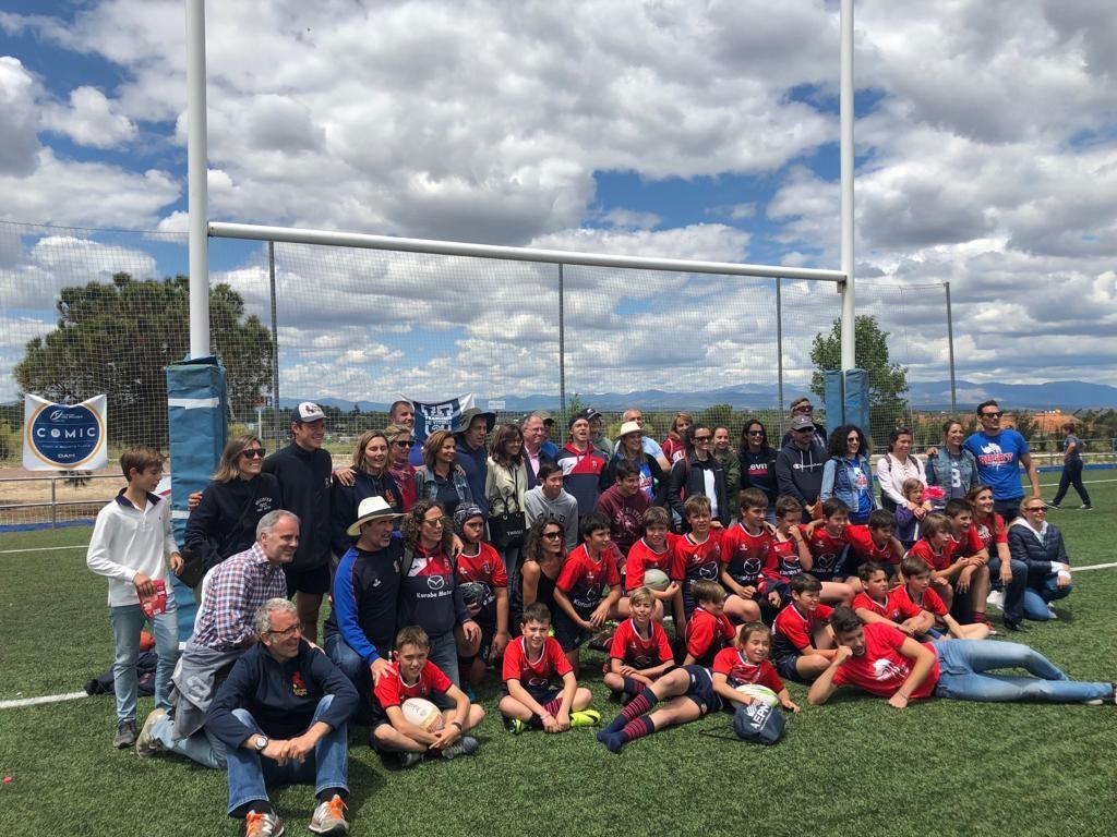Deporte: Atlético Féminas abandona Majadahonda, Rugby (Pablo Fontes y Copa de la Reina), Fútbol Americano (Wildcats)