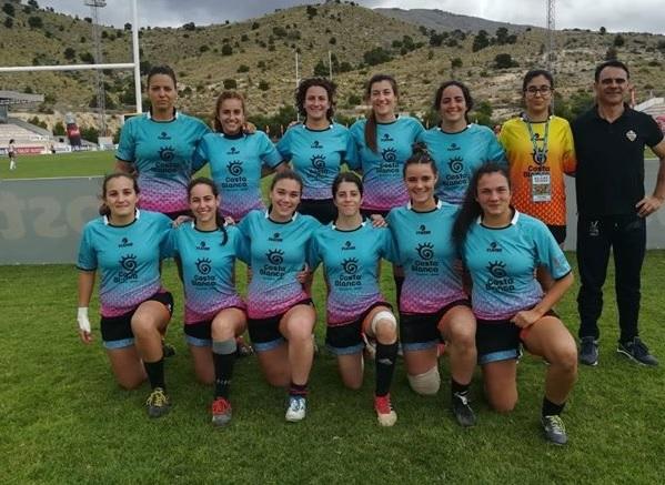 Deporte Majadahonda: Baloncesto (Plantilla Final Four), Rugby (cantera en Cádiz y Costa Blanca) y Pádel Solidario (Candela Riera)