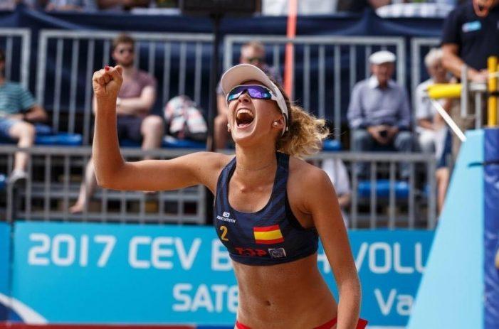 Deporte Majadahonda: Tania Moreno cuenta su vida (Voley Playa) y Torneo de Petanca
