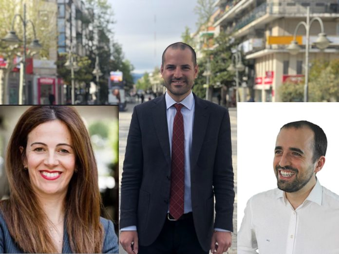 """PP, Cs, Vox preparan en Madrid sus pactos """"salvo excepciones"""": Majadahonda se apunta"""