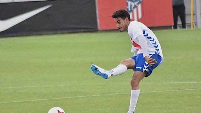 """Fútbol: Eibar """"toca"""" a Oscar (Rayo Majadahonda), Gaby (At. Madrid B), Jeisson (alineación indebida) y Aitor García (lesión)"""