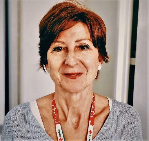 La farmacéutica Monserrat González, nueva presidenta de Cruz Roja Majadahonda-Las Rozas