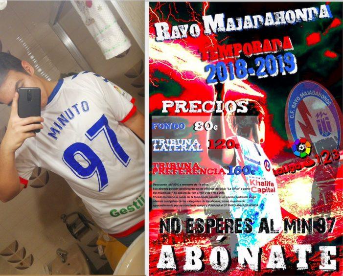 """Cartagena cree en el """"karma"""" por la campaña institucional del Rayo Majadahonda: """"No esperes al minuto 97"""""""