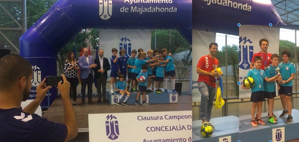Fútbol: las 100 fotos de los ganadores del Campeonato Municipal Majadahonda 2019