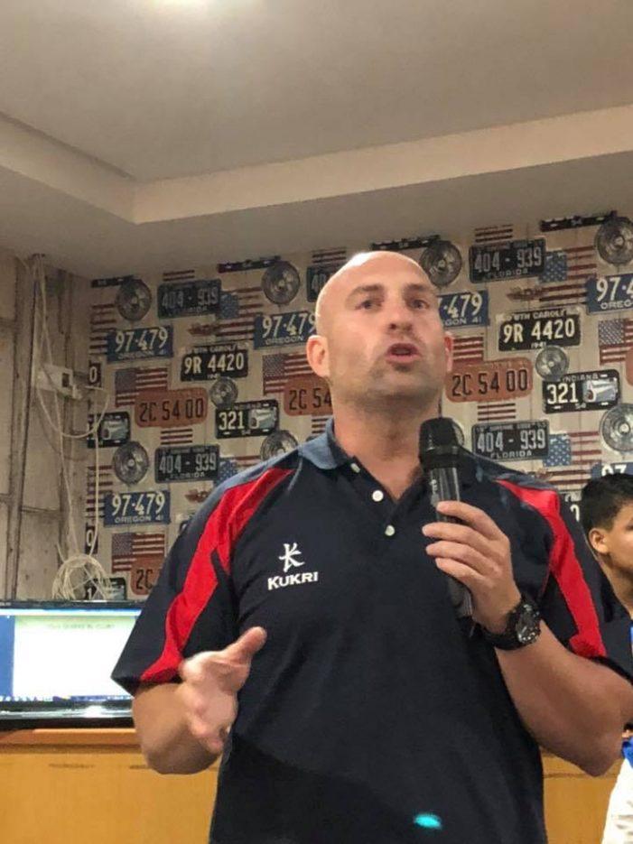 """Rugby: Roberto Pintado """"Corcu"""", nuevo entrenador del CR Majadahonda masculino"""