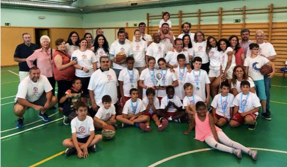Crónica de un abuelo de Majadahonda al equipo de su nieta campeona en Las Rozas