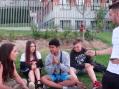 """El """"youtuber"""" Arturo retrata los """"vicios"""" de los jóvenes de Majadahonda"""