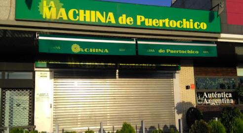 "Gastronomía: ""La Machina"" de La Bolsa (Majadahonda) le gana un pleito a ""La Máquina"" de Madrid"