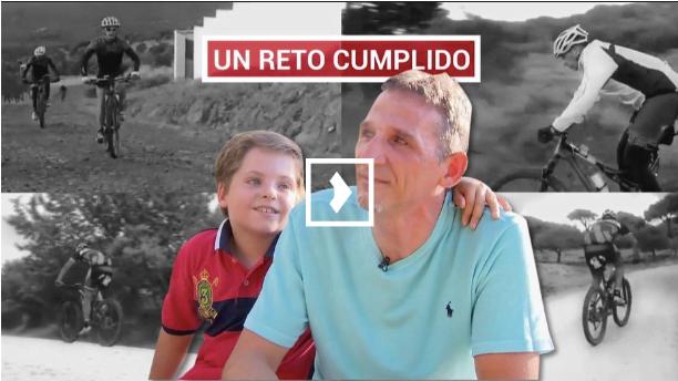 El ciclista de Majadahonda José Luis Martínez se plantea otro reto: unir en bici 8 capitales de Castilla