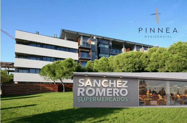 """Sánchez Romero abrirá otro super """"premium"""" con 60 empleos en la urbanización Pinnea (Majadahonda y Boadilla)"""