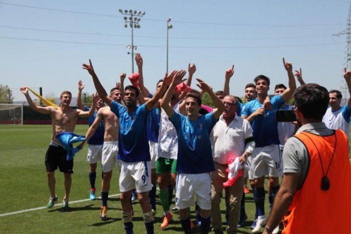 Las Rozas hace historia en Mallorca y sube a la 2ª B de Rayo Majadahonda e Inter de Boadilla