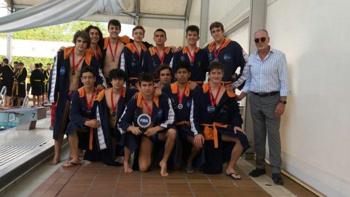 """Waterpolo: CNW Majadahonda 2º de Madrid, Sergio Sarmiento """"pichichi"""" y los cadetes a Girona"""