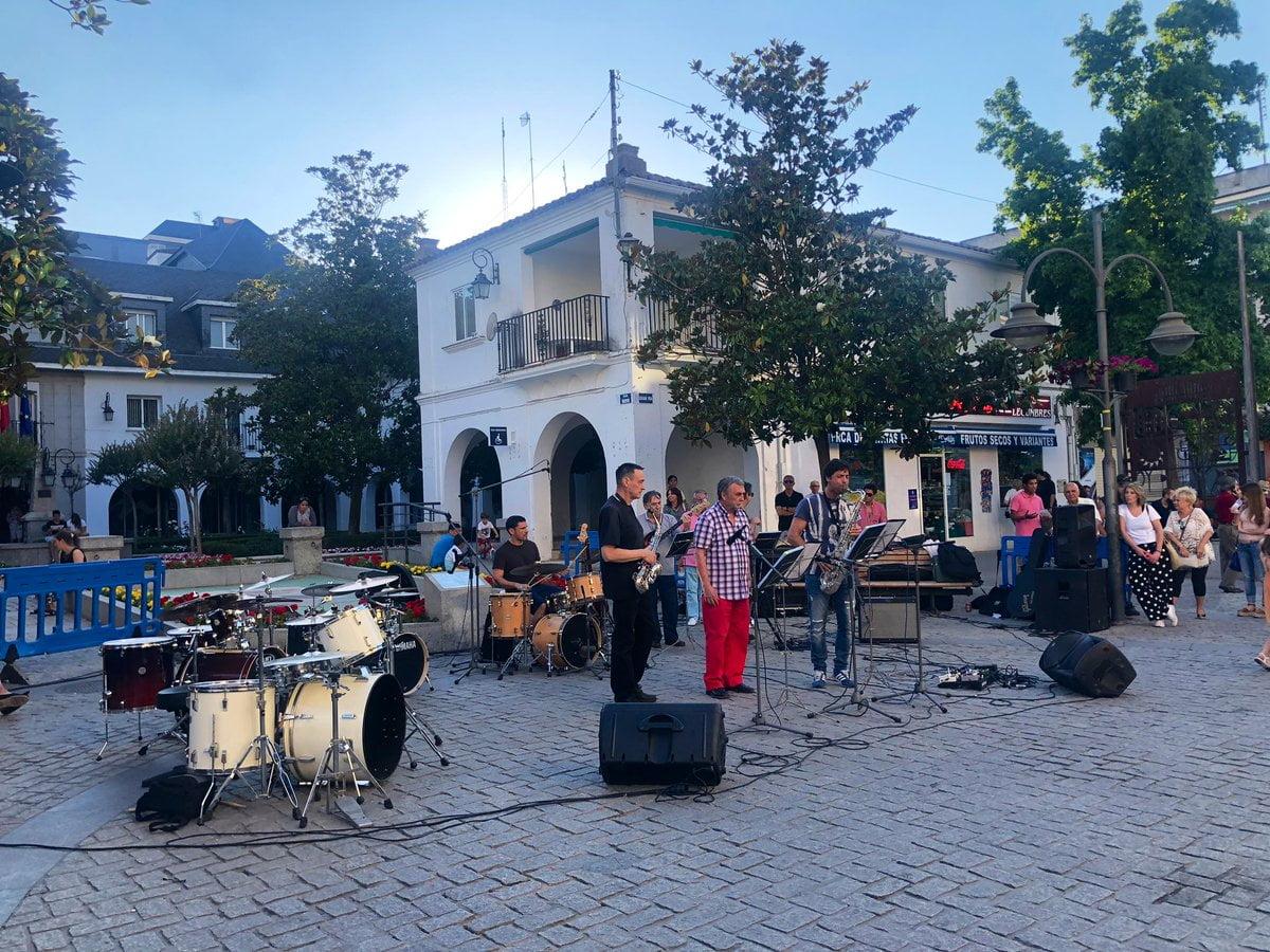 Cultura Majadahonda: Día de la Música, Estudios de Teatro, Descenso de la Natalidad