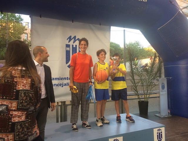 Baloncesto y Voley: las fotos de los ganadores de los Campeonatos Municipales de Majadahonda 2019