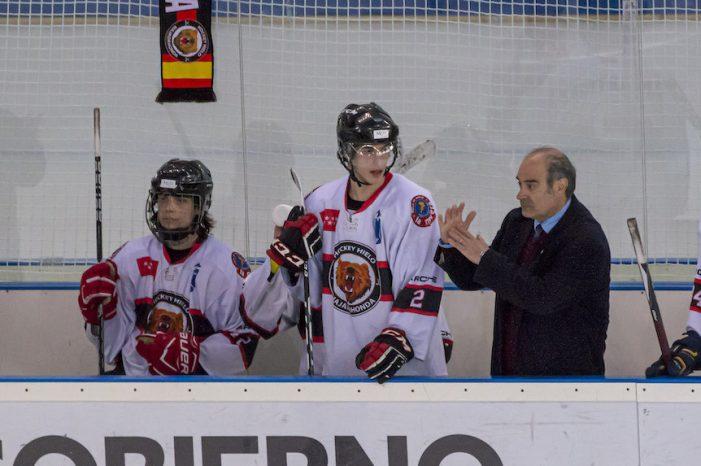 """Gordovil (Hockey Hielo Majadahonda): """"Volvemos a tener un gran partido en La Nevera contra el Txuri Urdin"""""""