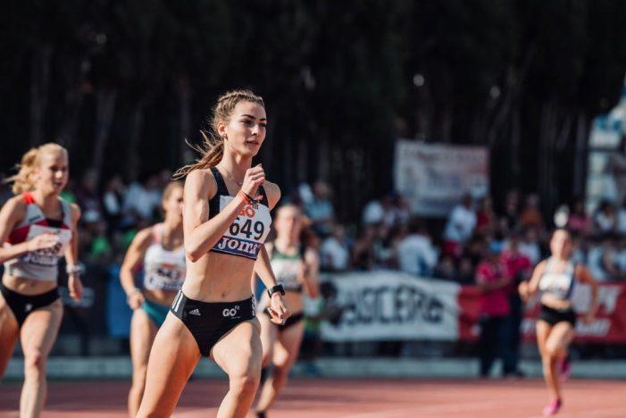 """La atleta Blanca Hervás ficha por los """"Hurricanes"""" de Miami tras su paso por Go Fit Athletics y Majadahonda"""