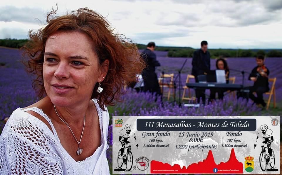 La Mancha también rinde homenaje a Paz Arraiza (Club Ciclista Majadahonda) en la ruta Menasalbas-Montes de Toledo