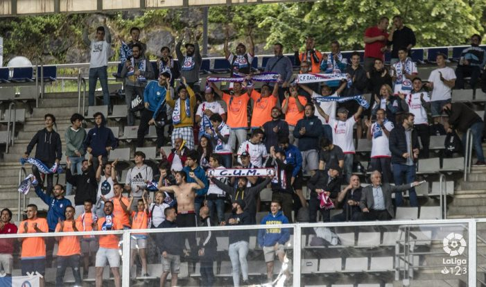 """La policía pide """"sanciones graves"""" a 3 aficionados del Rayo Majadahonda detenidos por agredir a 2 del Oviedo"""