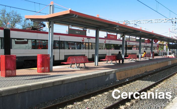 Cercanías Oeste: cierran 6 meses Recoletos, Nº Ministerios y Chamartín-Atocha