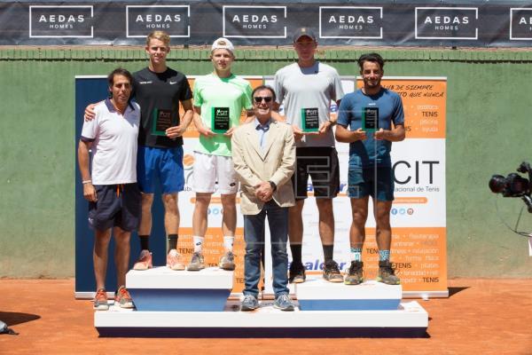 Tenis: el español Pol Toledo gana el Torneo Internacional de Majadahonda al argentino Facundo Díaz