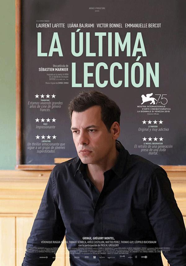 """Crítica de cine: """"La última lección"""" de los Zoco en Majadahonda"""