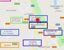 La policromía del Oeste de Madrid: nuevo mapa político en sus 11 ciudades