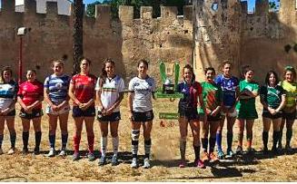 Rugby: CR Majadahonda femenino regresa de Valencia como líder de la Copa de la Reina (seven)