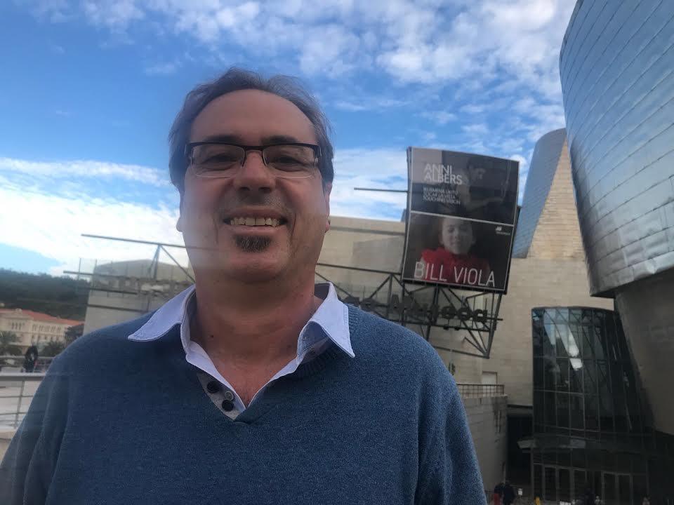 """""""La Mirada Actual"""" entrevista a Federico Utrera sobre el Videoarte: """"Ya atrae las mismas colas que Velázquez o Van Gogh"""""""