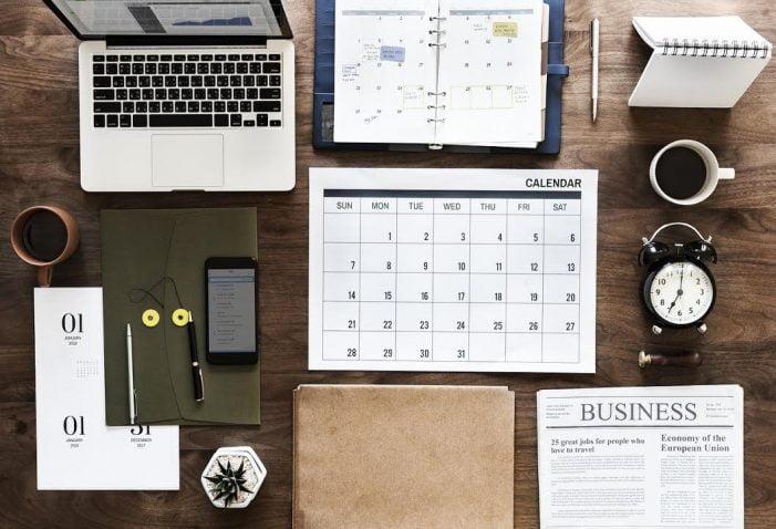 ¿Dónde imprimir calendarios personalizados para 2020?