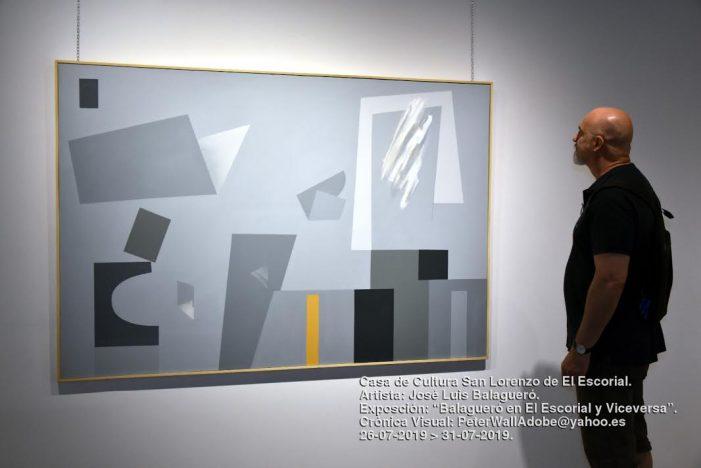 """""""Balagueró en El Escorial y Viceversa"""", exposición en la Casa de Cultura de San Lorenzo"""