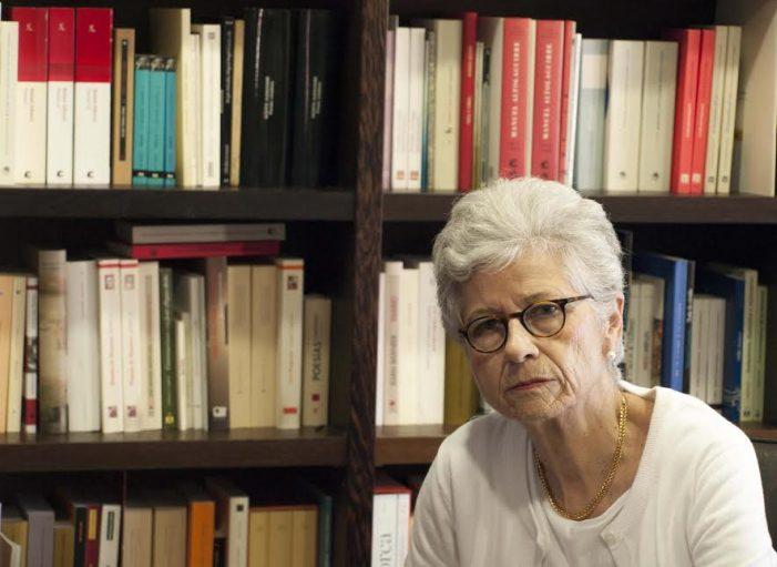 """Pureza Canelo (poeta): """"Oeste"""" es la ruralidad desde el siglo XXI, lo contrario al neocostumbrismo"""""""