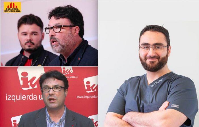 """Majadahonda/Las Rozas: un diputado de IU pidió al Gobierno la """"excarcelación"""" del dentista """"yihadista"""""""