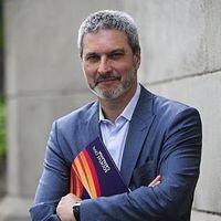 """Boch Codina (Sociedad Civil Catalana) en El Escorial: """"Cataluña se encuentra desguazada"""""""