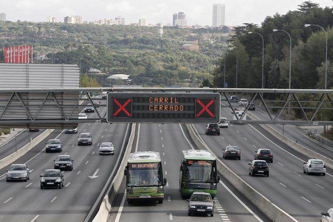 Comisión Europea elogia el bus VAO de la A-6 y pide extenderlo a otras autovías