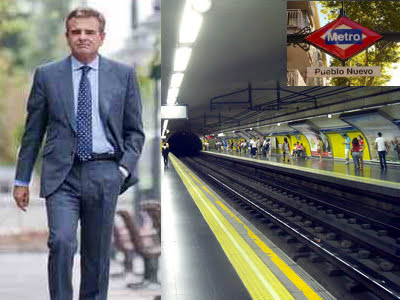 El ex alcalde de Majadahonda Narciso de Foxá (PP), elegido nº 1 de Metro de Madrid