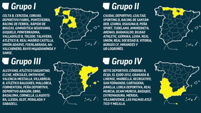 La 2ª B comienza el 25 de agosto y Rayo Majadahonda jugará 12 derbys madrileños: informes sobre gestión y tarjetas