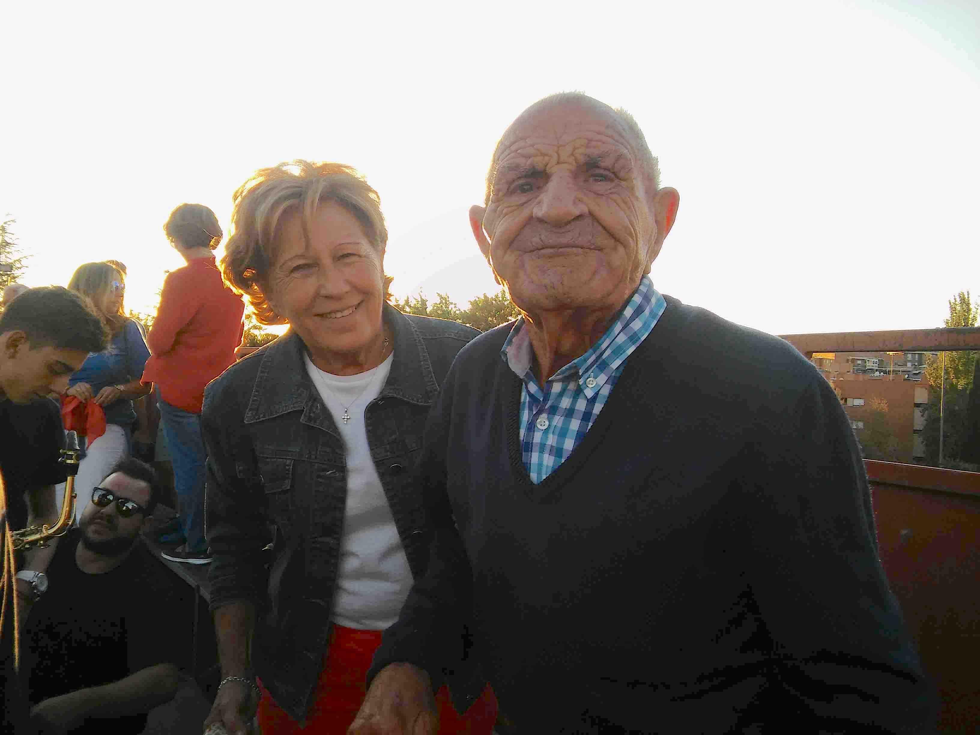"""Félix Granizo cumple 96 años en Majadahonda trabajando: """"Si no te mueres llegarás"""""""
