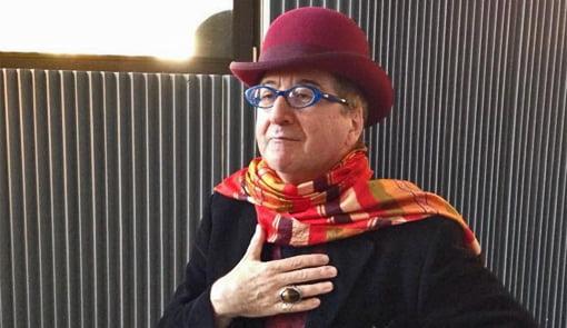 """Bruquetas y el outing gay: """"Luis Antonio de Villena dijo que esta era una bella obra ligera"""""""