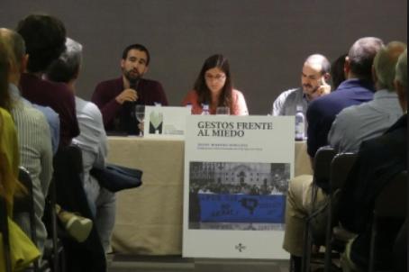 """""""Gestos frente al miedo"""", libro tan estimulante como """"Patria"""" (Premio Majadahonda 2017) y aviso de Cataluña"""