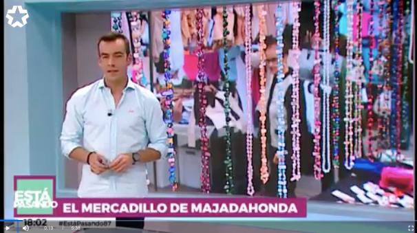 """El Mercadillo de Majadahonda de actualidad: """"una pequeña joya de la España bizarra"""""""